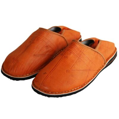 babouches homme
